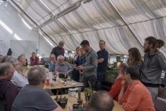 Abb. 4: Pfropfkurs in der Botanikschule (Foto: Edi Day)