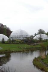 Die Tropenhäuser des Botanischen Gartens Zürich (Foto: Matthias Appelt)